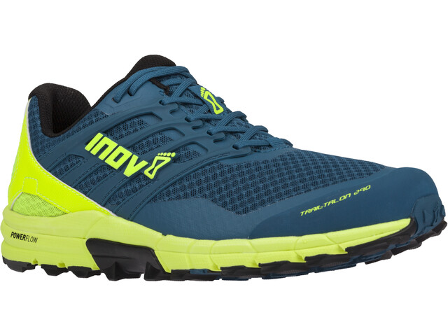 inov-8 Trailtalon 290 Shoes Herre blue green/yellow